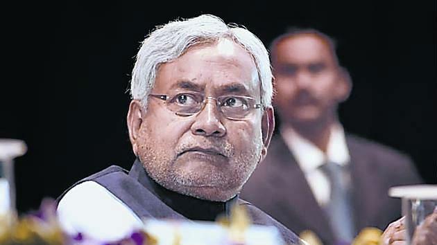 नीतीश चौथी बार बिहार के मुख्यमंत्री बनें, जीतन राम मांझी भी शपथ ग्रहण समारोह में हुए शामिल
