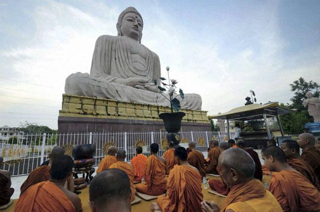 चीन ने बुद्ध के जन्म स्थल ''लुम्बिनी'' को विकसित करने की नेपाल को की पेशकश
