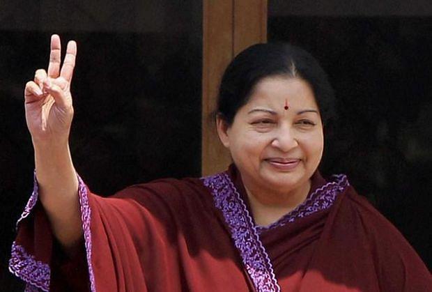 जयललिता पर अदालत का फैसला आने के बाद तमिलनाडु में खुशी का माहौल