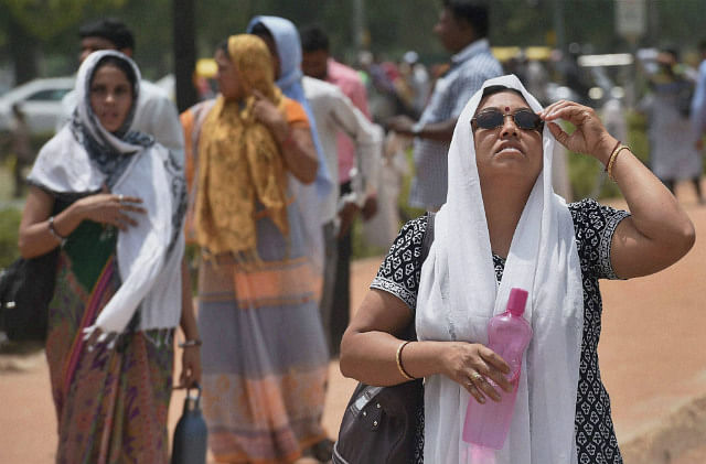 गर्मी का कहर : आंध्र-तेलंगाना में लू से 500 लोगों की मौत, देश में इलाहाबाद सबसे गर्म