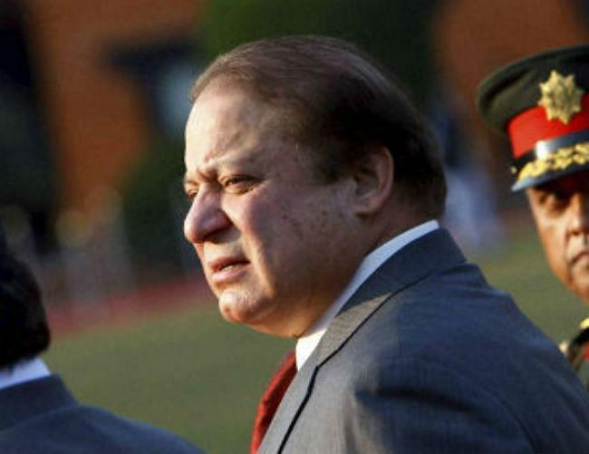 आतंकवाद के पनाहगाह पाकिस्तान के प्रधानमंत्री नवाज शरीफ ने कहा हम उच्च नैतिक आधार बनाये रखेंगे