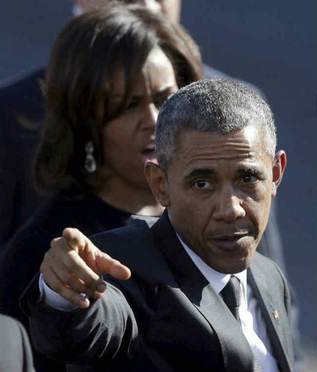 बराक ओबामा ने फ्रांस की जासूसी नहीं करने का वादा तो दोहराया, लेकिन कुछ और ही कहते हैं दस्तावेज