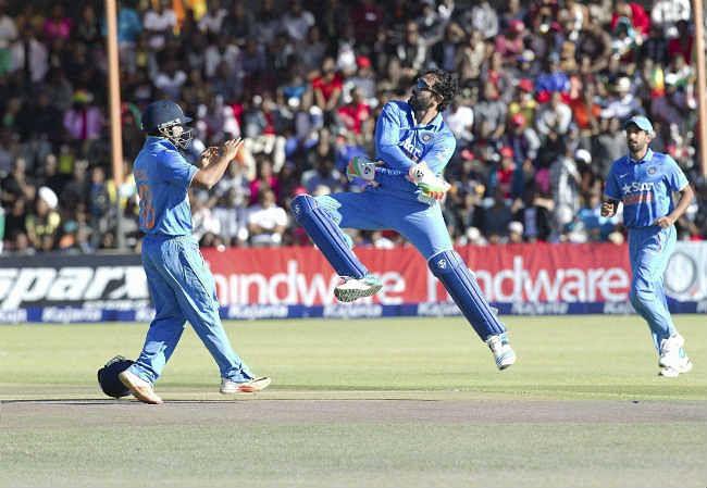 वन डे में व्हाइटवॉश के बाद भारत ने जिंबाब्वे को टी-20 में भी हराया