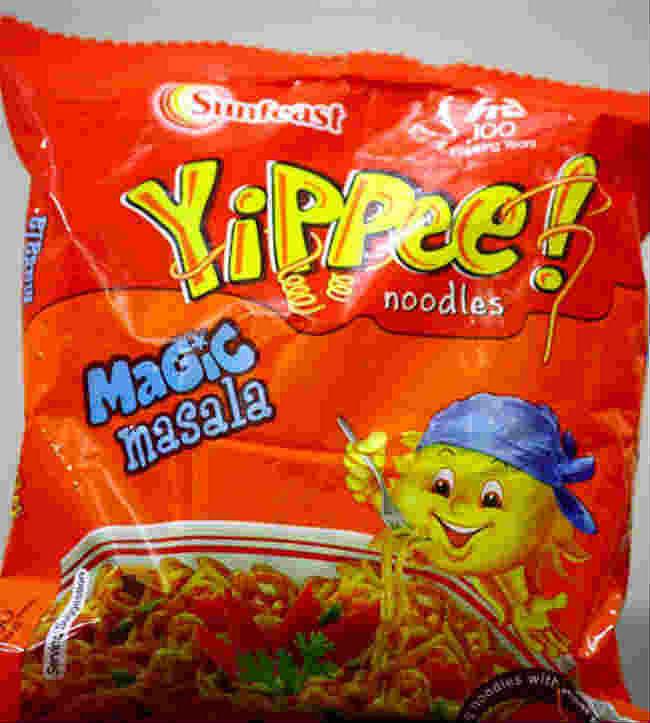मैगी के बाद अब यिप्पी नूडल्स में भी आयी शिकायत