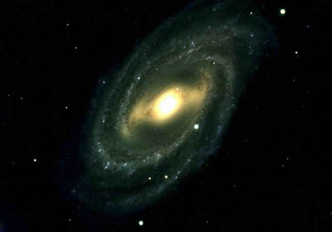''बिंग बैंग'' के बाद बदला है आकाशगंगाओं का आकार