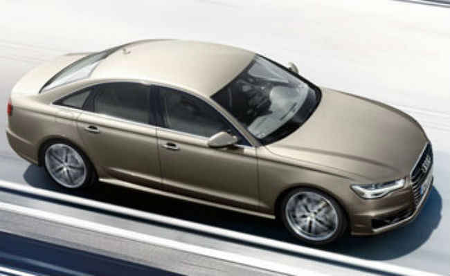 Audi ने लांच की नयी ए6 35टीएफएसआइ, कीमत 45.90 लाख, जाने फीचर्स