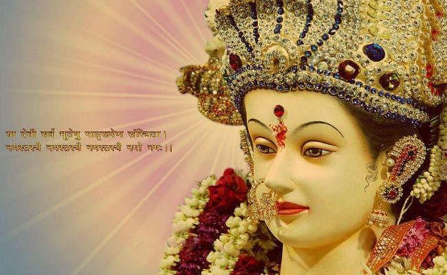 आज से शुरू हुई नवरात्र की पूजा, मंदिरों में उमड़ी श्रद्धालुओं की भीड़