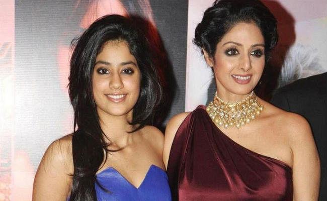 बॉलीवुड में डेब्यू को तैयार हैं श्रीदेवी की बेटी जाह्नवी, इस स्टार संग करेंगी रोमांस