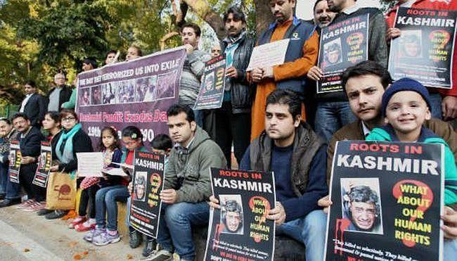 मानवाधिकारों के उल्लंघन में लिप्त है राज्य सरकार : कश्मीरी पंडित नेता