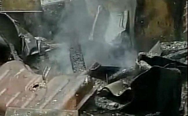 कोलकाता : आग लगने से तीन की मौत