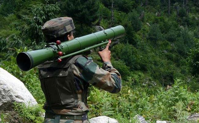 भारतीय सेना की बड़ी कार्रवाई: पाक की चार चौकियां तबाह