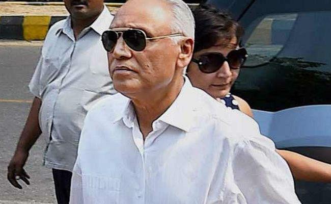 अगस्तावेस्टलैंड मामला : CBI की बड़ी कार्रवाई, पूर्व वायुसेनाध्यक्ष एस पी त्यागी गिरफ्तार