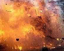 इराक सेना के मुख्यालय पर आत्मघाती हमले में 8 की मौत