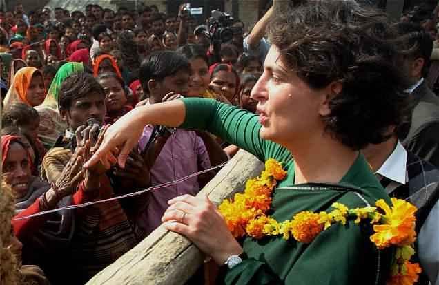 ''प्रशांत किशोर'' का मास्टरस्ट्रोक: UP विस चुनाव में कांग्रेस की कमान संभालेंगी प्रियंका गांधी!