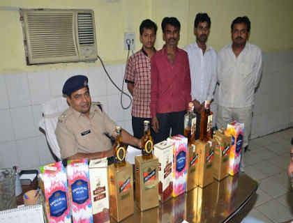 'शराब एक्सप्रेस' बन गयी हैं बिहार से गुजरने वाली कई ट्रेनें
