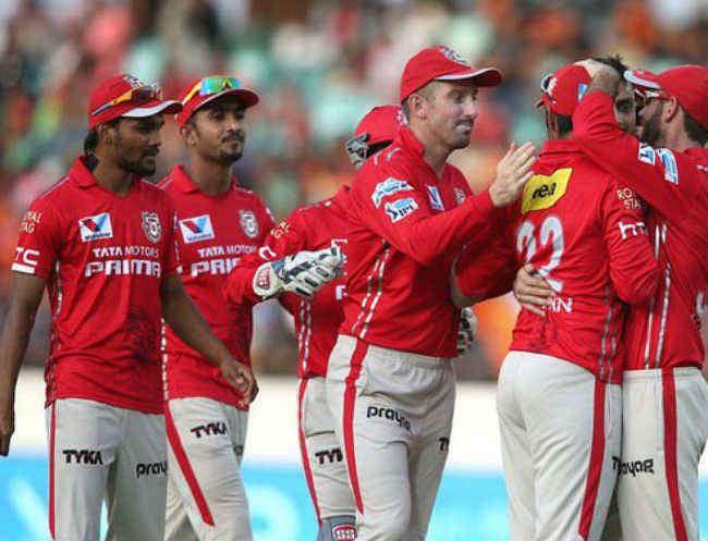 IPL : पटेल की हैट्रिक, KXIP ने गुजरात लायंस को 23 रन से हराया