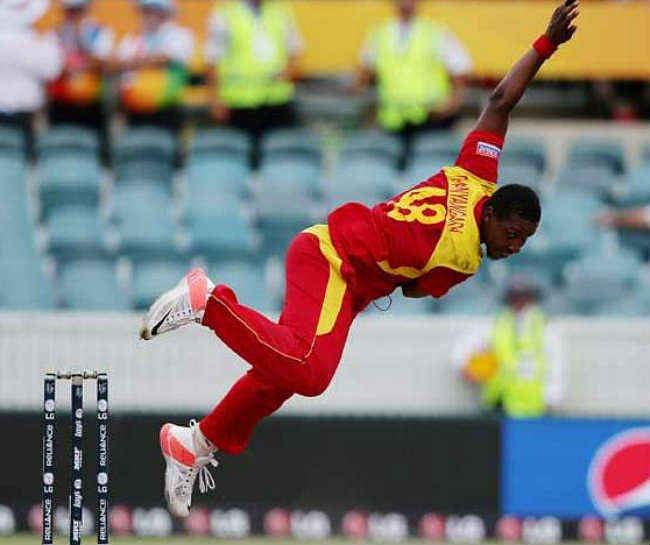 भारत दौरे से पहले जिंबाब्वे को झटका, पनयंगारा श्रृंखला से बाहर, क्रेमर को कमान
