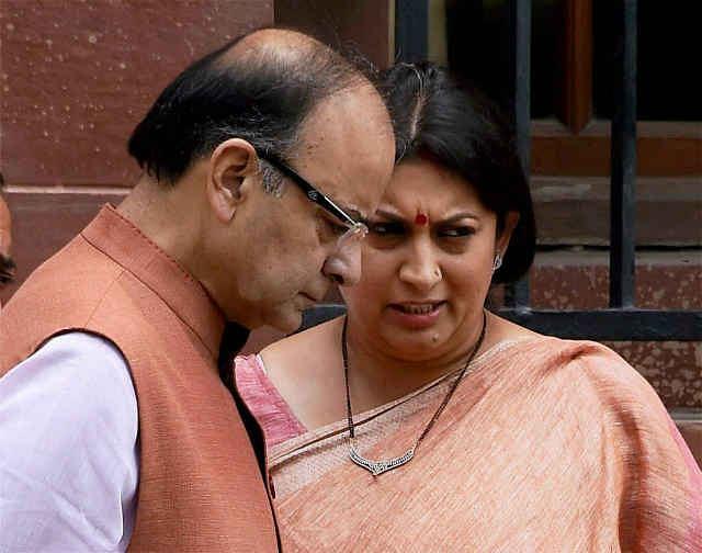 स्वामी की टिप्पणी पर टीम मोदी गंभीर, राजनाथ ने की बात, तो जेटली ने कहा - अरविंद पर पूरा भरोसा