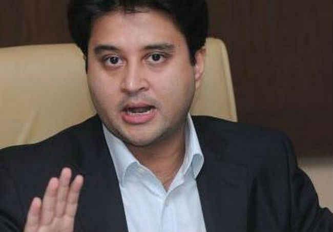 सभी चिंताओं को दूर होने के बाद जीएसटी का समर्थन करेंगे : सिंधिया