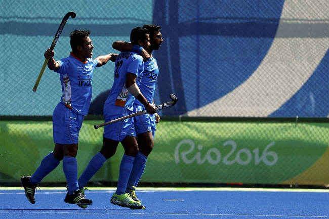 रियो ओलंपिक : 36 साल बाद क्वार्टर फाइनल में पहुंची भारतीय हॉकी टीम