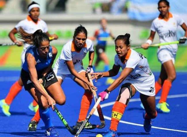 रियो 2016 : अर्जेंटीना से हारकर भारतीय महिला हाकी टीम दौड से बाहर