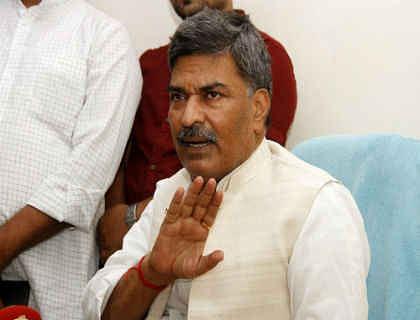 बिहार : सांसद अरुण कुमार ने बताया अपने आपको रालोसपा का असली नेता