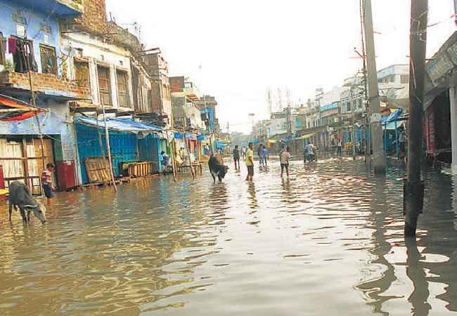 राजधानी पटना में संभावित बाढ़ की आशंका को लेकर 12 कोषांग गठित