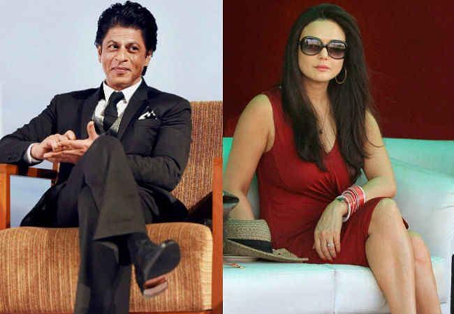 इस अंदाज में शाहरुख ने 'दिल से'' प्रीति जिंटा को कहा- SORRY, देखें वीडियो