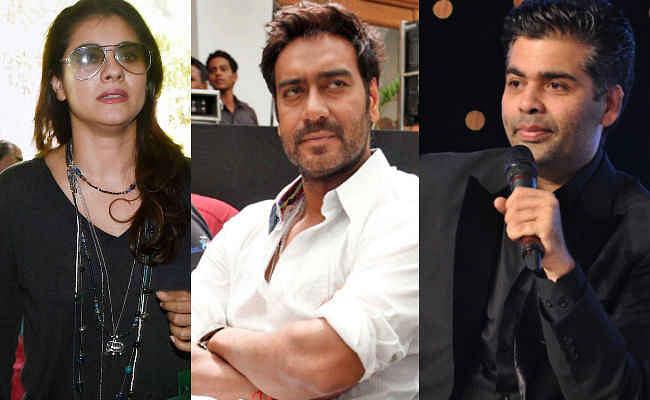 अजय देवगन ने लगाया करण जौहर और केआरके पर आरोप, जानें काजोल का रियेक्शन?