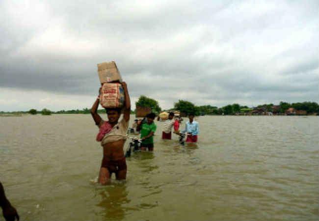 बिलिवर्स चर्च बिहार के बाढ़ प्रभावित क्षेत्रों में 4000 परिवारों तक मदद पहुंचाएगी
