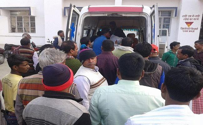 बिहार : छपरा में गैस एजेंसी के कर्मचारी को घायल कर 3 लाख लूटे