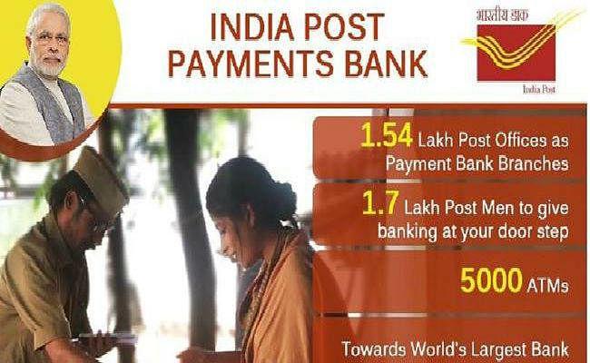 आज रांची में खुलेगा देश का पहला इंडिया पोस्ट पेमेंट बैंक, वित्त मंत्री करेंगे ऑनलाइन उदघाटन