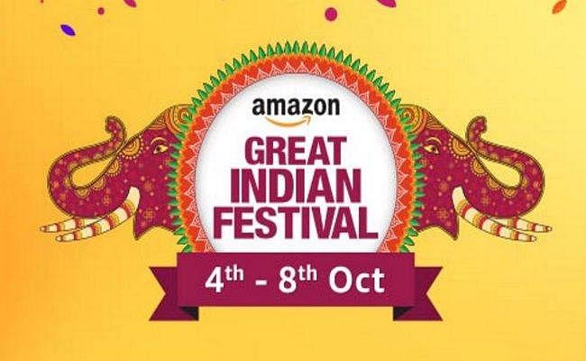 #Good News : इन जबरदस्त Offers के साथ लौट आया है Amazon Great Indian Festival Sale