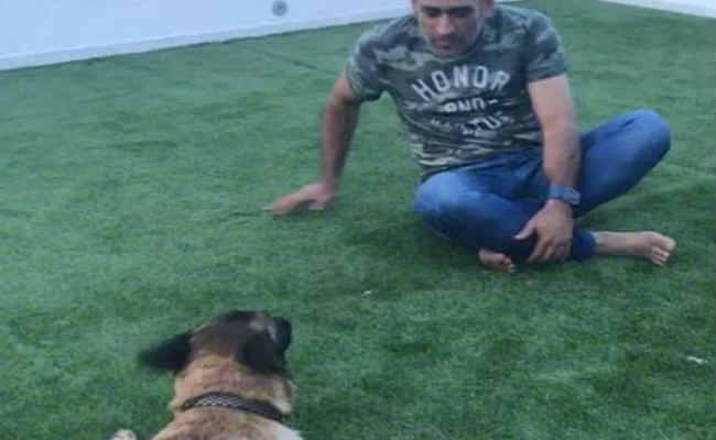 VIDEO : ''माही'' के ''डॉग'' ने उतारी धौनी की नकल, साक्षी ने शेयर किया वीडियो