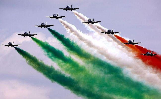 Air Force Day : राष्ट्रपति, उपराष्ट्रपति, प्रधानमंत्री की शुभकामनाएं, किसी भी समय युद्ध के लिए तैयार, जानें खास बातें