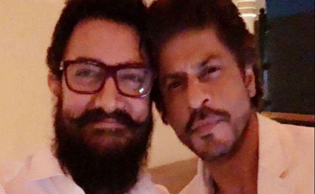 Secret Superstar : आमिर ने कुछ इस तरह बांधे शाहरुख की तारीफों के पुल