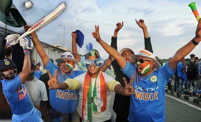 PICS भारत-ऑस्ट्रेलिया टी-20 सीरीज : पहला मैच रांची में नौ विकेट से जीती टीम इंडिया