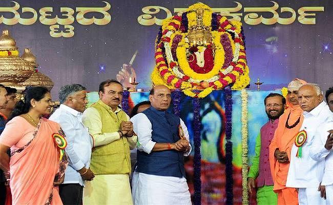 गृहमंत्री राजनाथ सिंह ने सैनिकों को दी खुली छूट, पाकिस्तान गोलीबारी करे, तो दें मुंहतोड़ जवाब