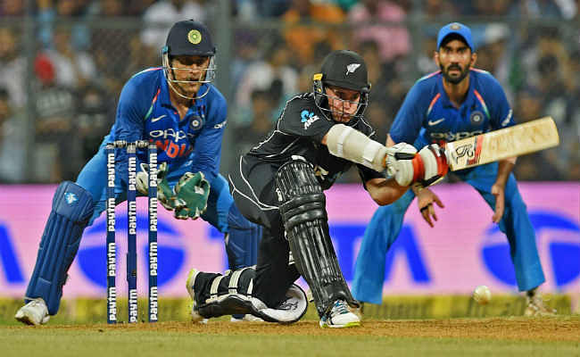 INDVsNZ : भारत की शर्मनाक हार, न्यूजीलैंड ने 6 विकेट से हराया, सीरीज में 1-0 की बढ़त