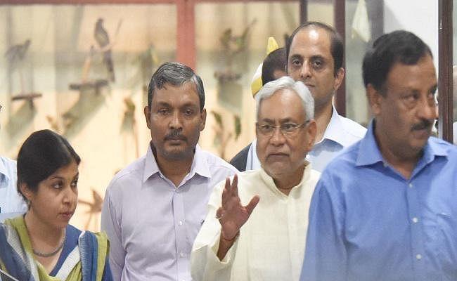पटना संग्रहालय का होगा विस्तार : नीतीश कुमार