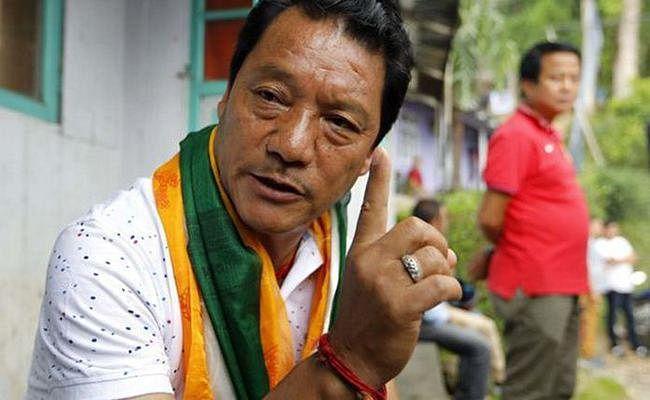 पश्चिम बंगाल पुलिस ने सिंहमारी में जीजेएम मुख्यालय को किया सील