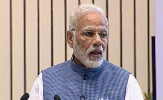 VIDEO वर्ल्ड फूड इंडिया फेस्ट: पीएम मोदी ने दुनिया को बतलाये खिचड़ी के गुण
