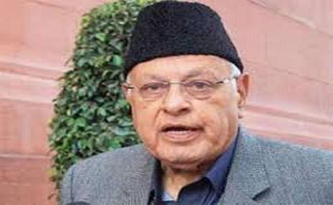 'शांति के लिए पाकिस्तान से बात करे भारत'- जम्मू कश्मीर के पूर्व सीएम फारूक अब्दुल्ला ने दिया केंद्र को सुझाव
