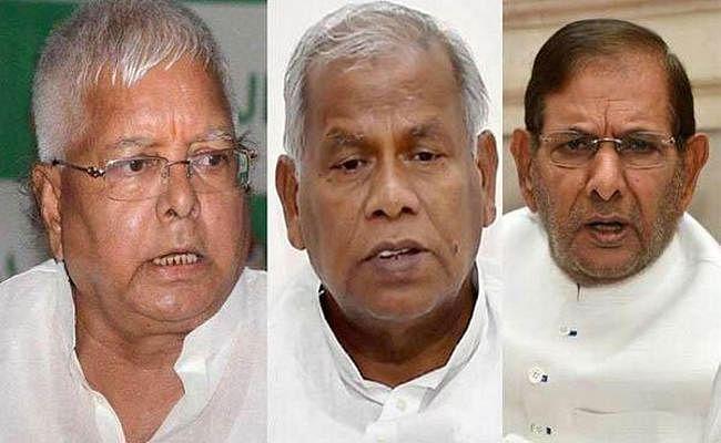 बिहार विधानसभा चुनाव 2020: इस बार चुनाव में नहीं गूंजेगी लालू ,शरद और पासवान की आवाजें, इनके कंधे रहेगा भीड़ खींचने का दारोमदार...