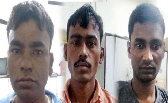 बिहार के तीन हथियार सप्लायरों को कोलकाता पुलिस ने दबोचा, भेजे गये रिमांड पर