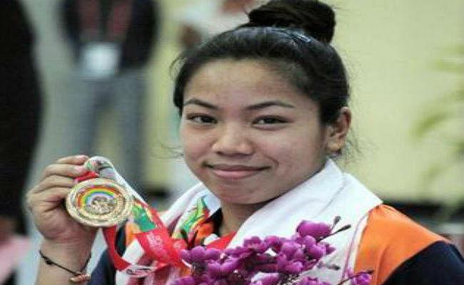 मीराबाई चानू ने विश्व भारोत्तोलन चैम्पियनशिप में स्वर्ण पदक जीतकर रचा इतिहास