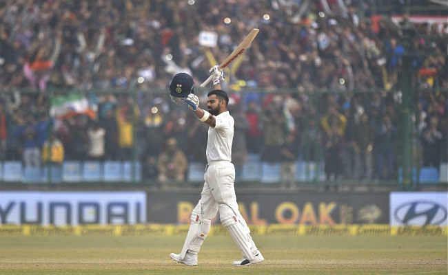 कोहली के नाम रहा भारत-श्रीलंका टेस्ट सीरीज- टूट गये ब्रेडमैन, सचिन और लारा के रिकॉर्ड