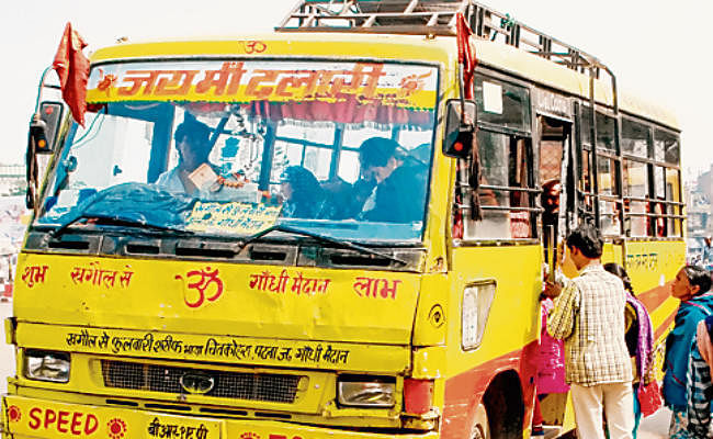पटना की सड़कों पर नजर नहीं आयेंगी 130 पीली सिटी राइड बसें, जानिये क्या है कारण