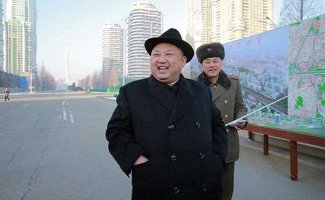 उत्तर कोरिया ने डोनाल्ड ट्रंप को चिढ़ाया कहा- बैलिस्टिक मिसाइल परीक्षण रहा सफल