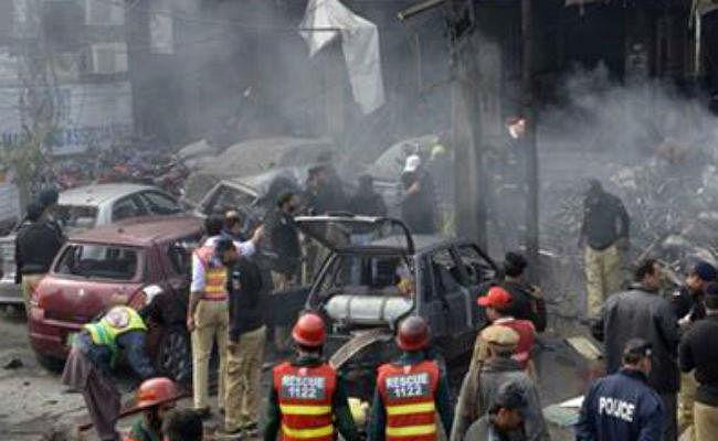 धमाके से फिर दहला पाकिस्तान, आठ की मौत, 35 घायल